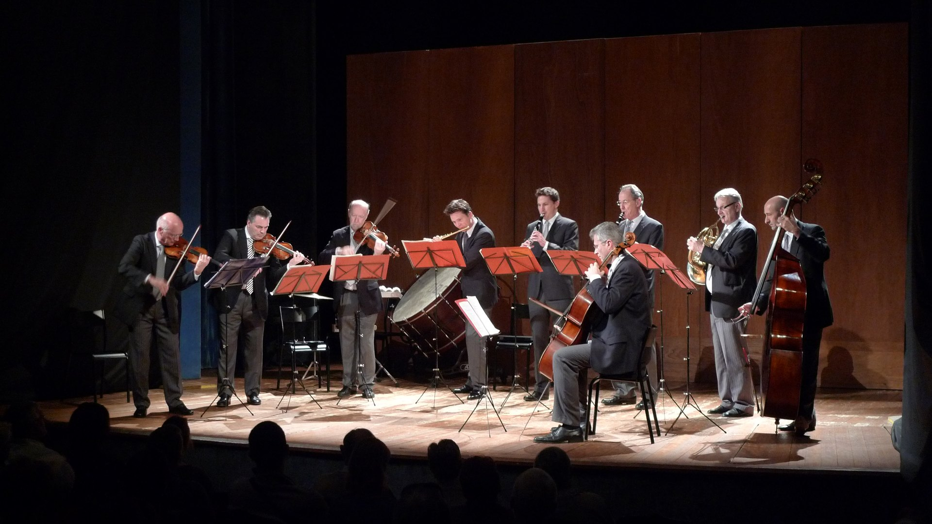 Wiener Ring Ensemble – Déc. 2015